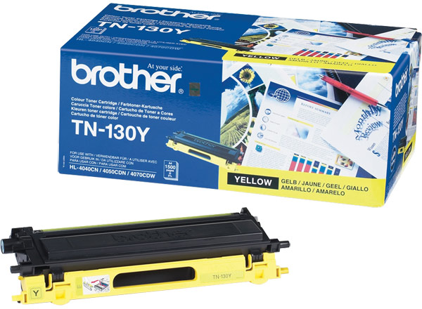 Brother TN-130 geel