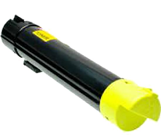 Huismerk Xerox Phaser 6700 geel