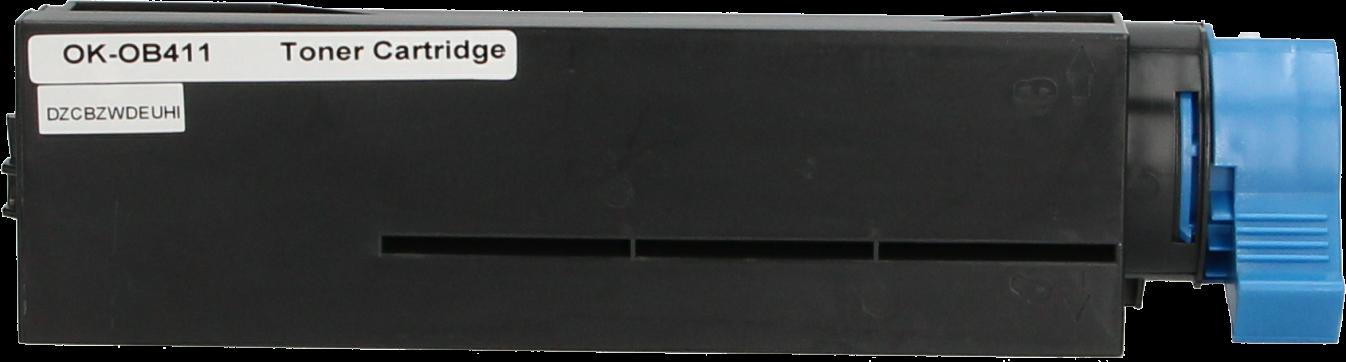 FLWR Oki 44917602 zwart