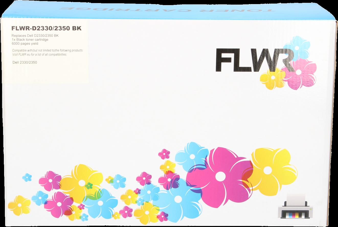 FLWR Dell 2330-2350 zwart