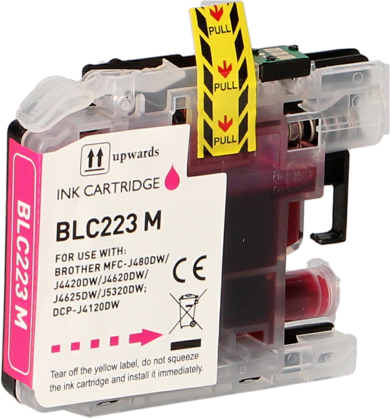 Brother LC-223M magenta