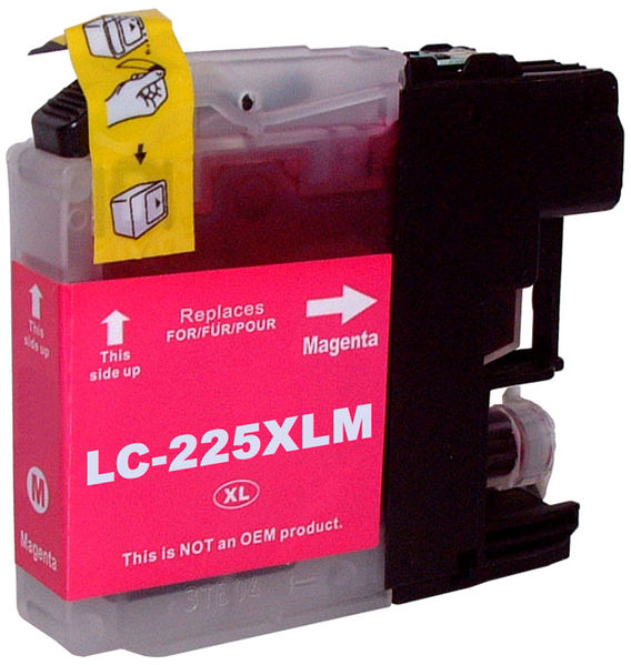 Brother LC-225M magenta