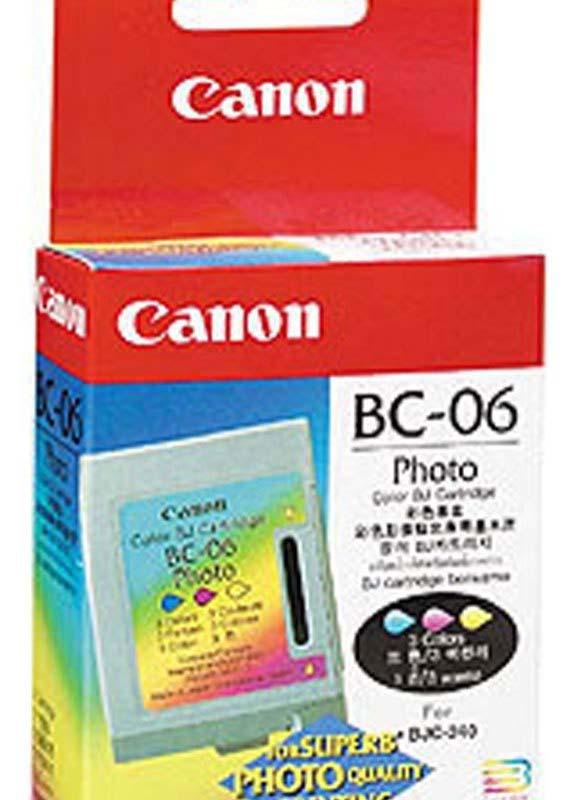 Canon BC-06 foto kleur