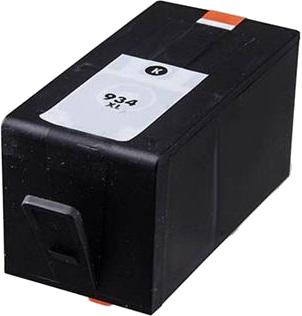 HP 934BK zwart