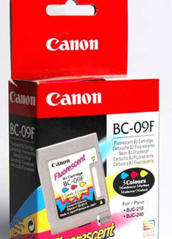Canon BC-09F neon kleur