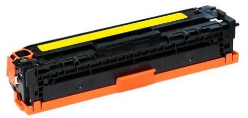 Huismerk HP 651A geel