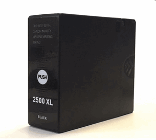 Huismerk Canon PGI-2500XL zwart