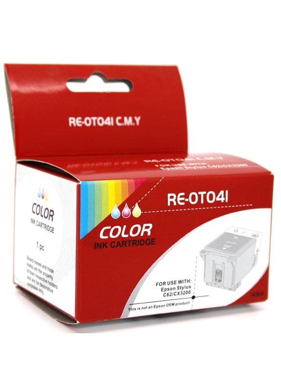 Huismerk Epson T041 kleur
