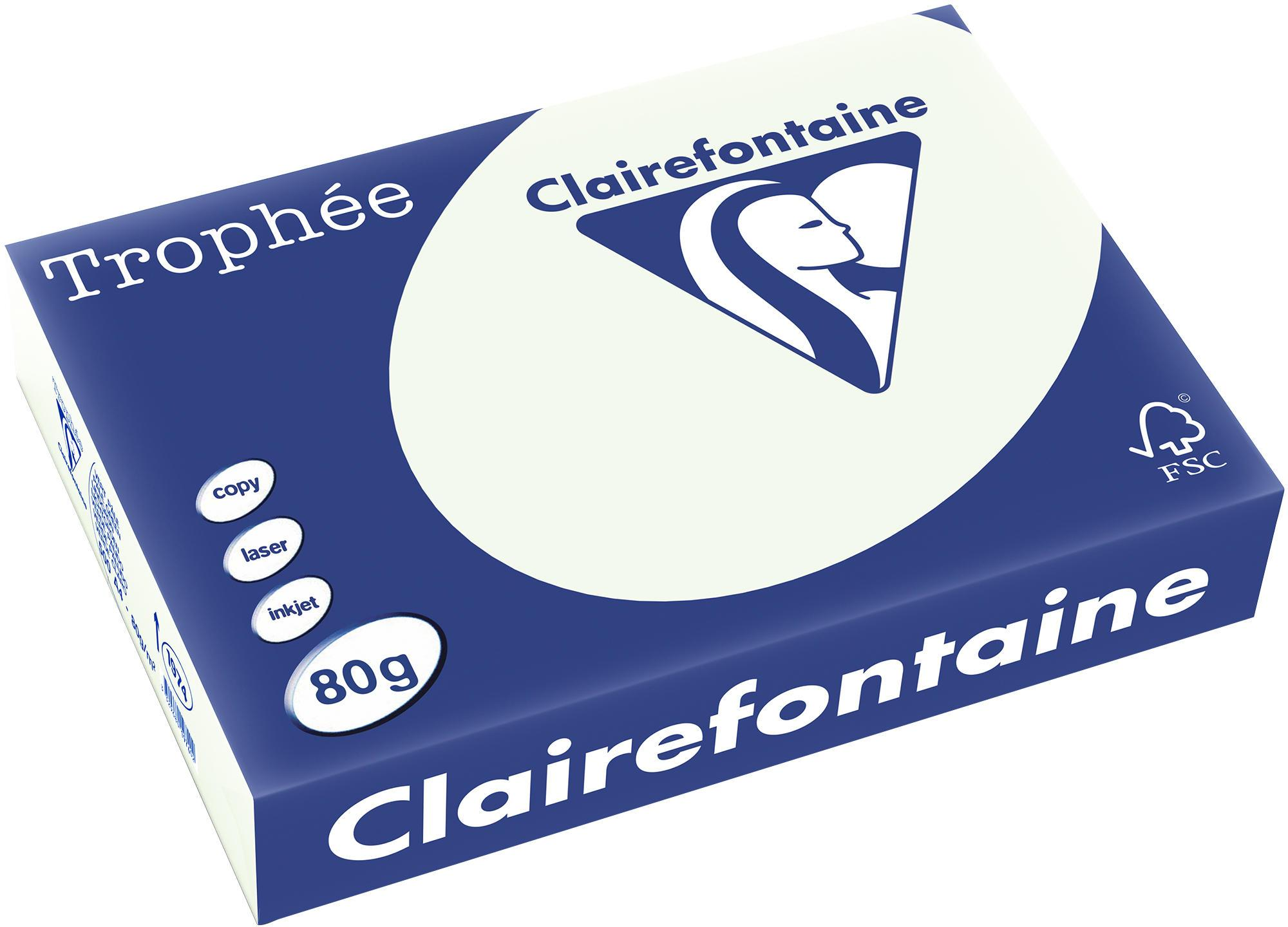 Clairefontaine A4 papier gekleurd Lichtgroen