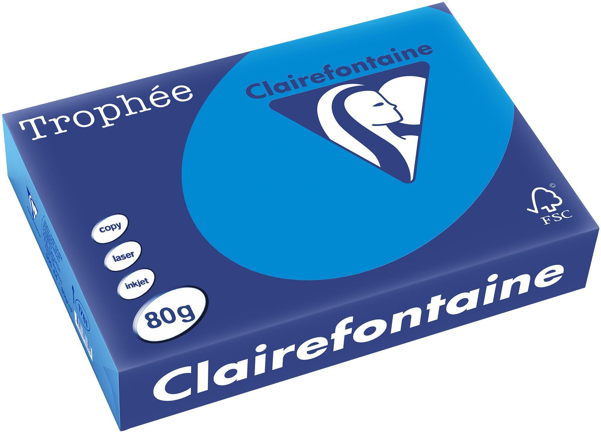 Clairefontaine A4 papier gekleurd Cariben