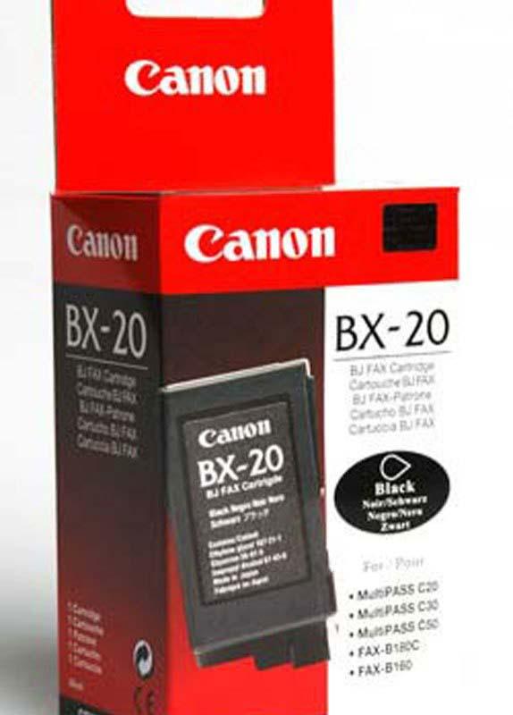 Canon BX-20 zwart