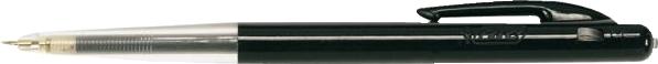 BIC Balpen Clic M10 zwart