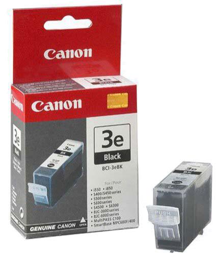 Canon BCI-3eBK zwart