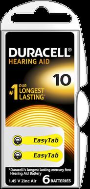 Duracell 10 EasyTab