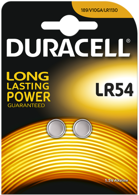Duracell LR54