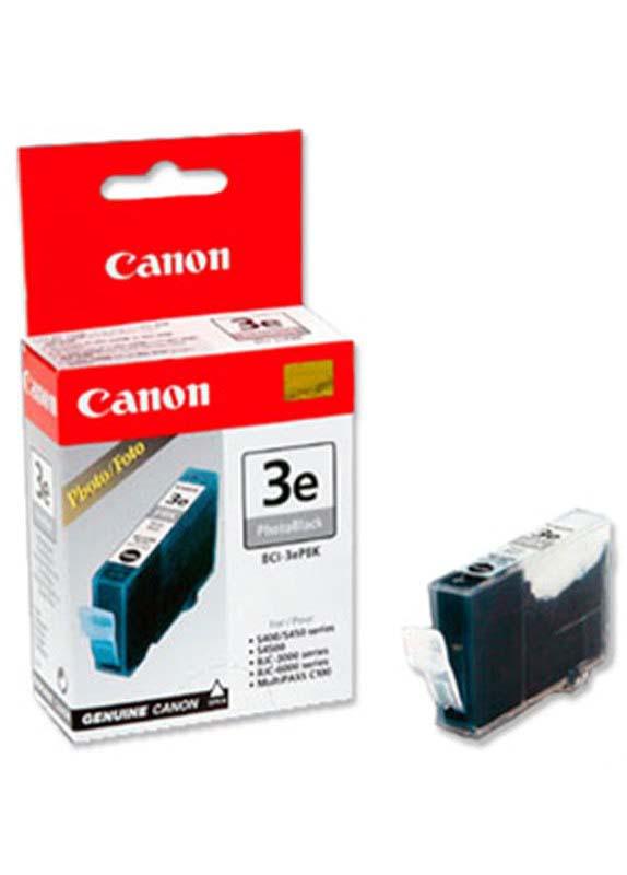 Canon BCI-3ePBK foto zwart