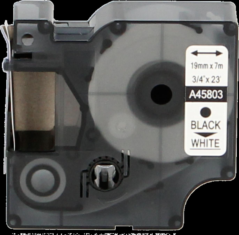 FLWR Dymo 45803 zwart