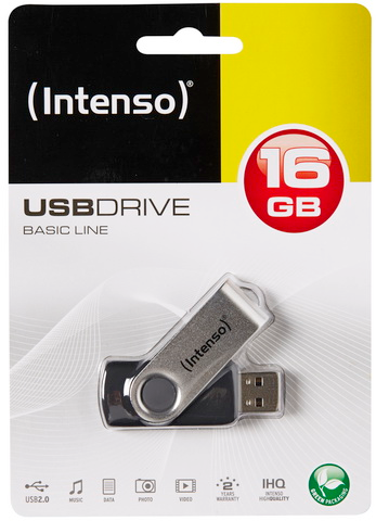 Intenso USB DRIVE 2.0 16GB