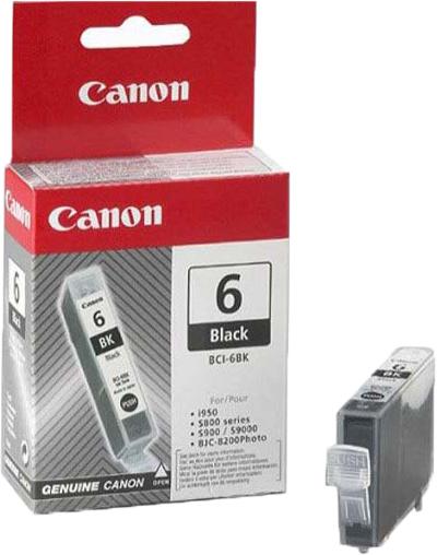 Canon BCI-6BK zwart