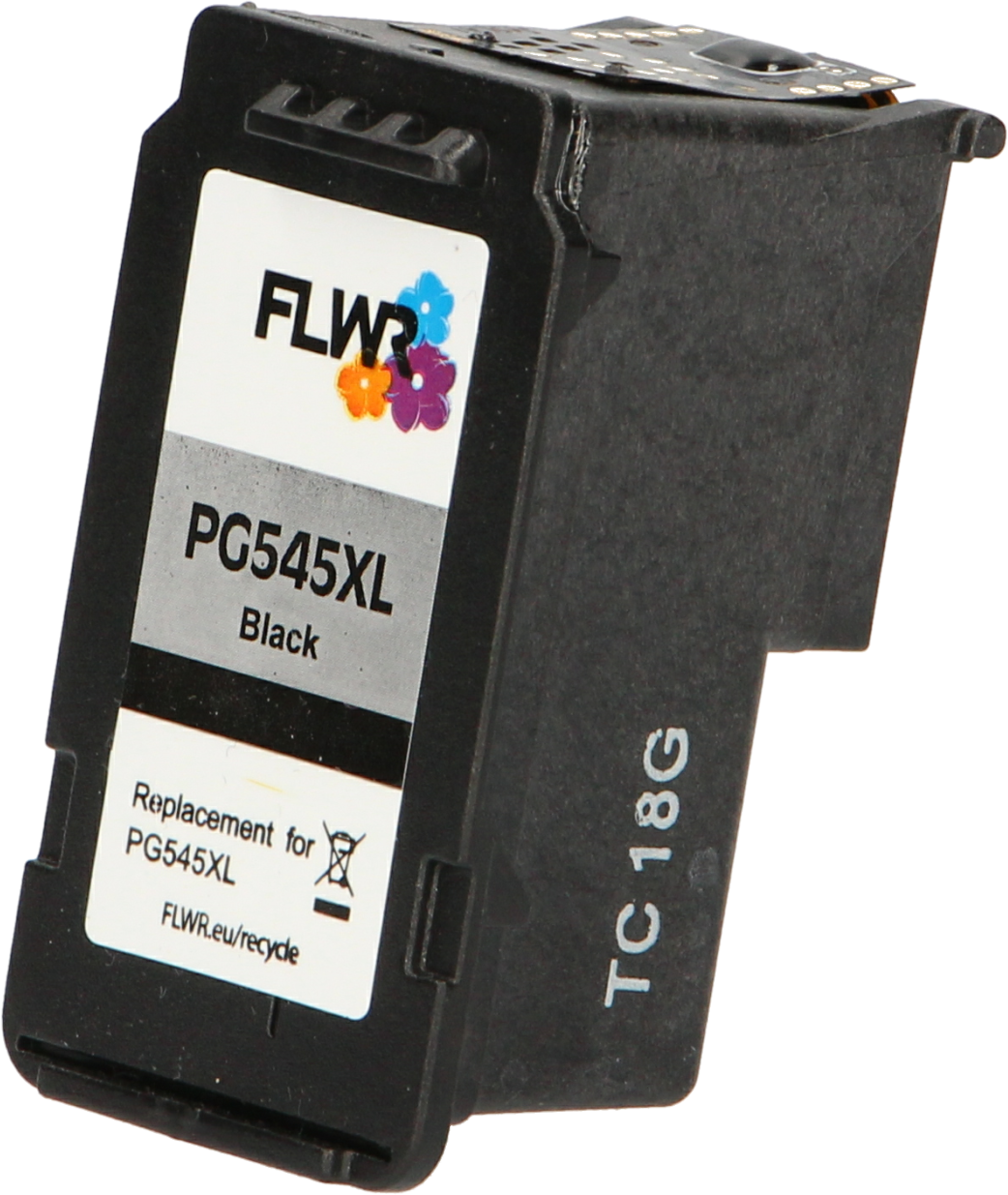 FLWR Canon PG-545XL zwart