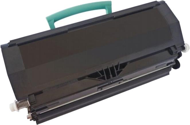 Huismerk Lexmark E360, E460 zwart
