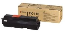 Huismerk Kyocera Mita TK-110 zwart