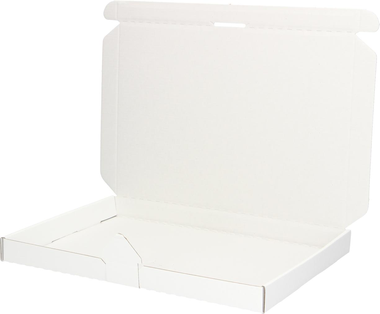 White label Brievenbusdoos-Wit A4