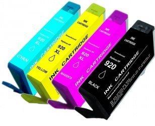 HP 920XL Multipack zwart en kleur