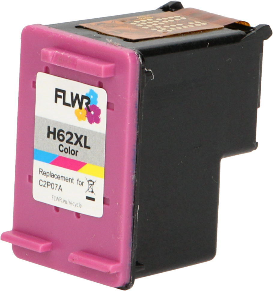 FLWR HP 62XL kleur