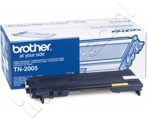 Brother TN-2005 zwart