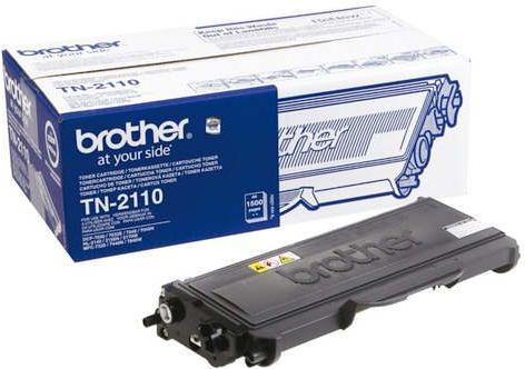 Brother TN-2110 zwart