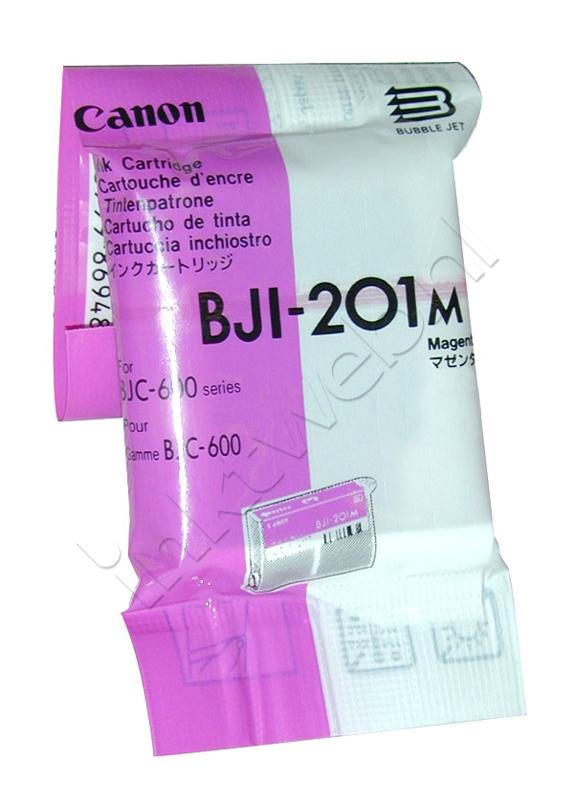 Canon BJI-201M magenta