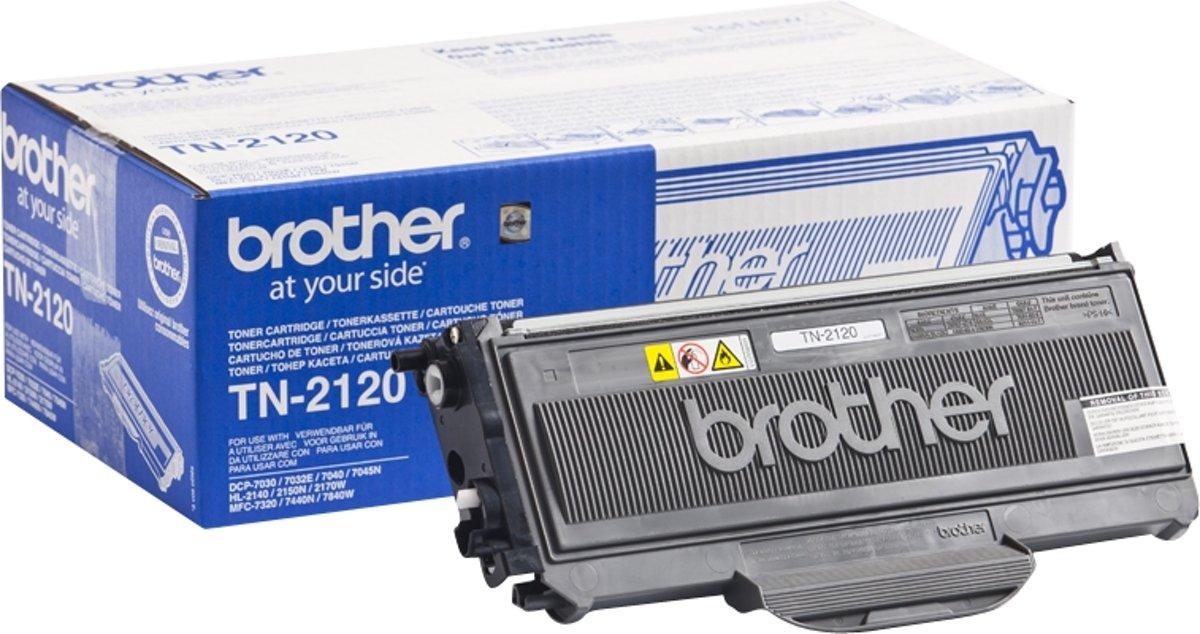 Brother TN-2120 zwart