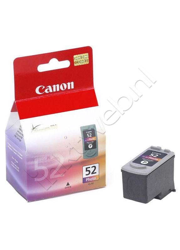 Canon CL-52 foto kleur