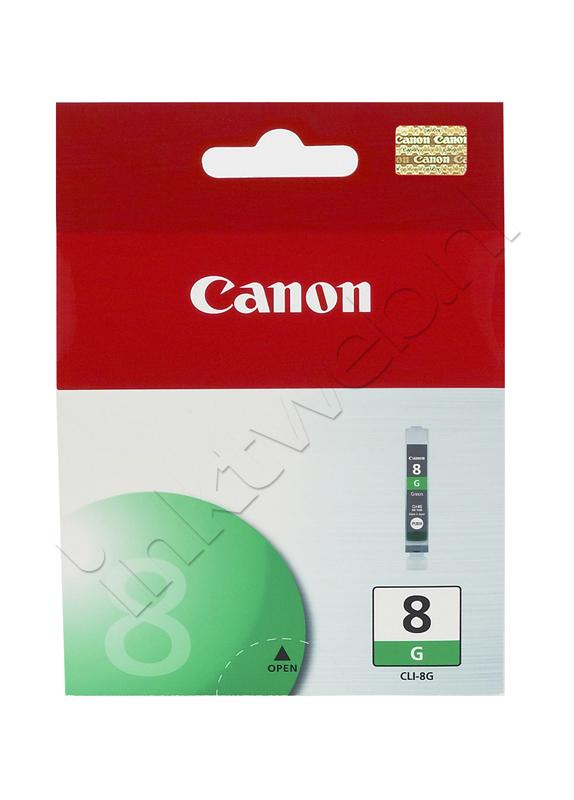 Canon CLI-8G groen