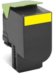 Lexmark 702HY geel