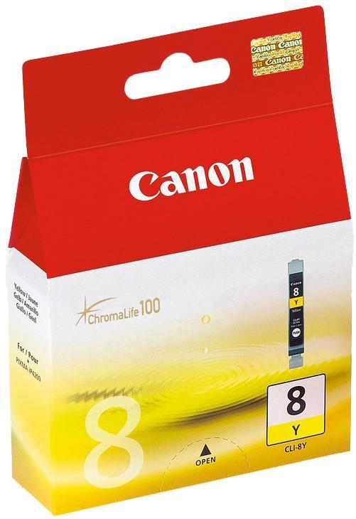 Canon CLI-8Y geel