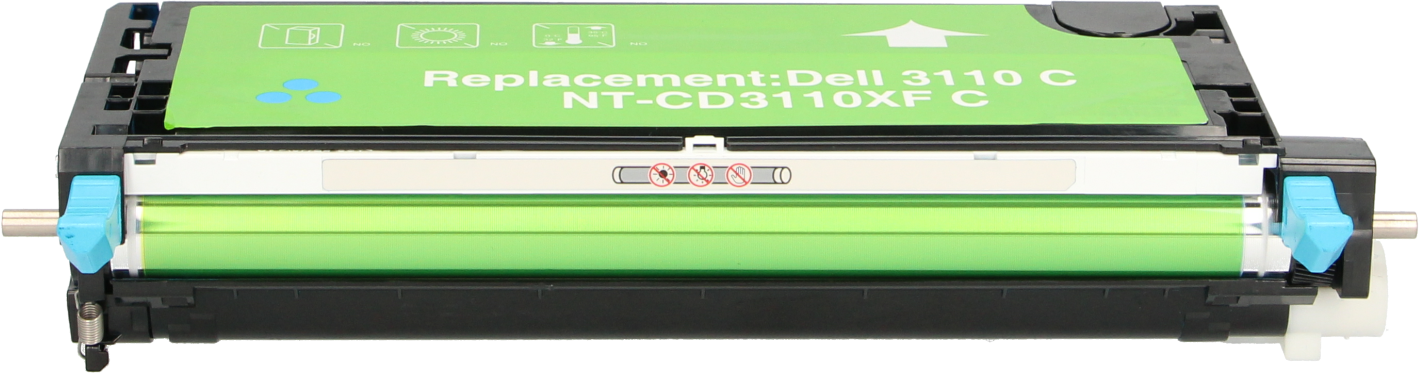 Huismerk Dell 3110 cyaan