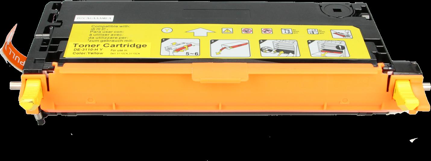 FLWR Dell 3110 geel