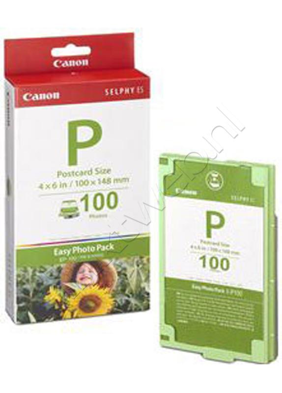 Canon E-P100 cartridge en papier