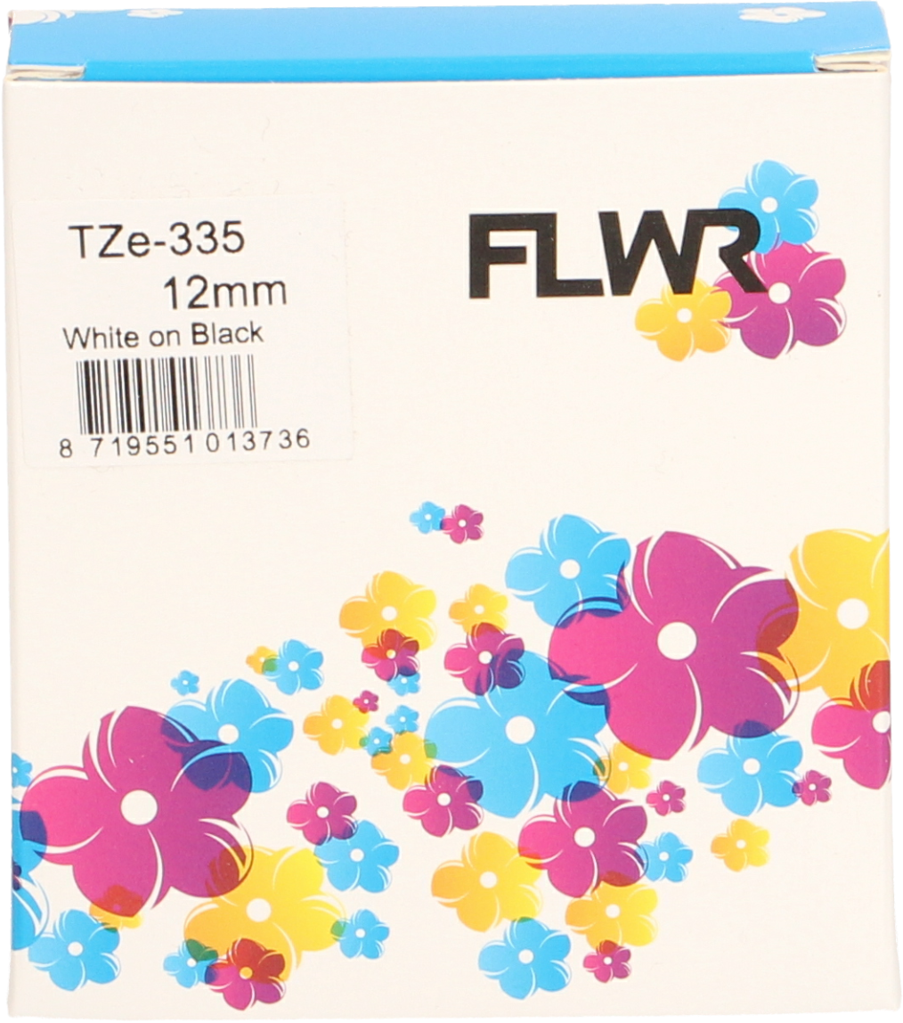 FLWR Brother TZe-335 wit