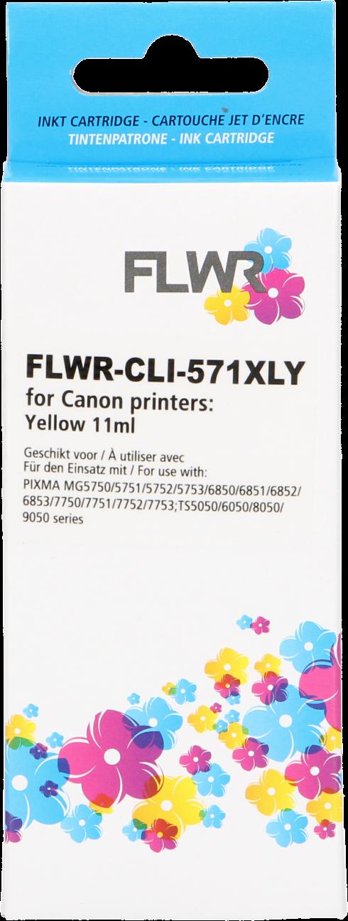 Canon CLI-571 XL geel