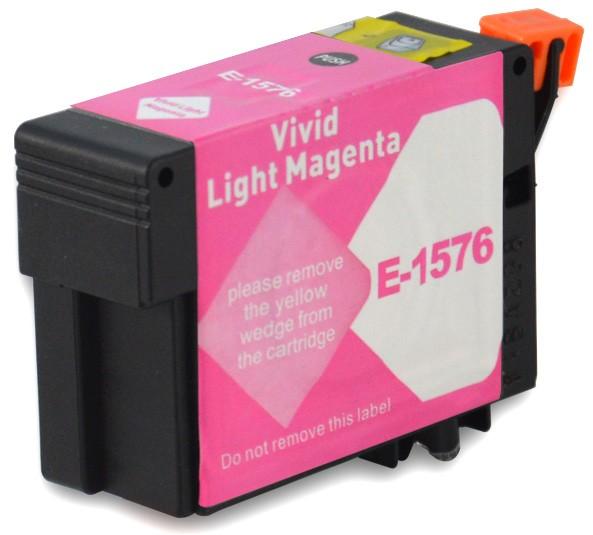 Huismerk Epson T1576 licht magenta