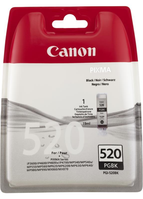 Canon PGI-520BK zwart