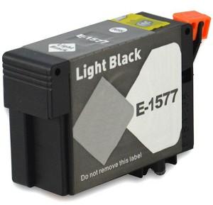 Huismerk Epson T1577 licht zwart