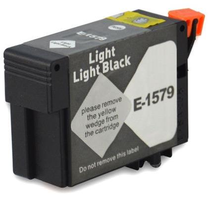 Huismerk Epson T1579 licht licht zwart