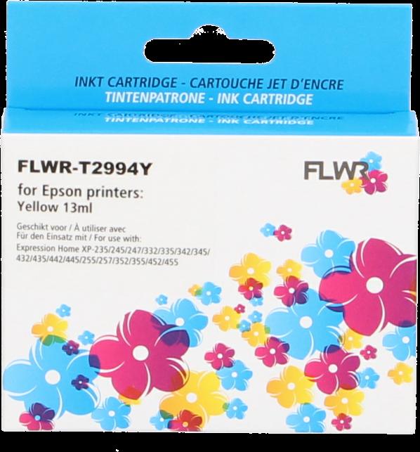 FLWR Epson 29XL T2994 geel