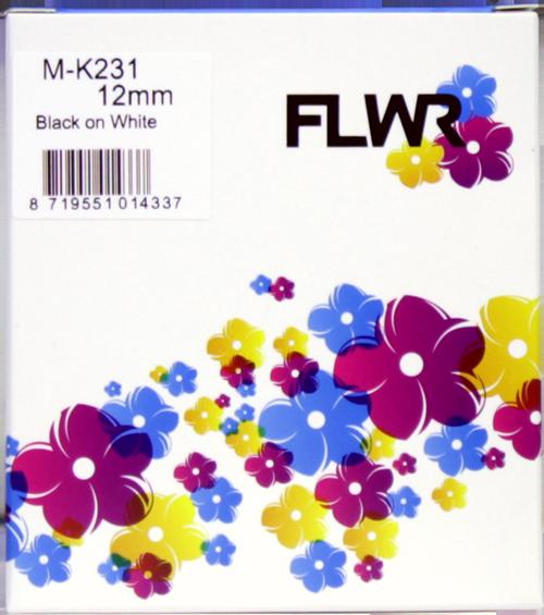 FLWR Brother MK-231BZ zwart
