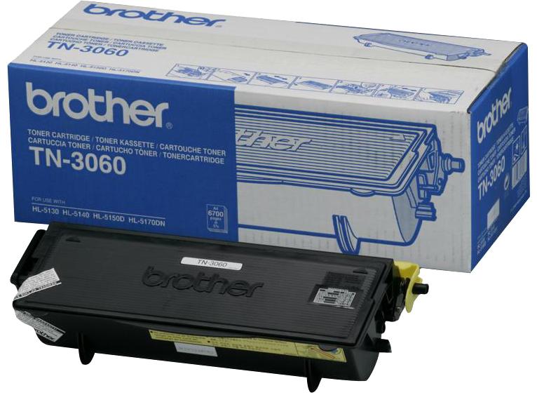Brother TN-3060 zwart