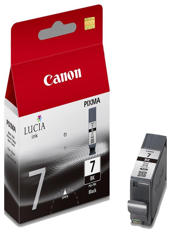 Canon PGI-7BK zwart